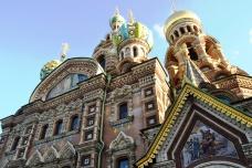 Die Church of Our Saviour of Spilled Blood in St Petersburg is asemrowend van buite, en dan weet jy nog nie eers wat binne op jou wag nie