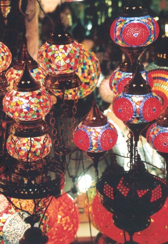 Lampe en lanterns te kies en te keur