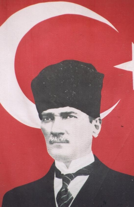'n Algemene gesig in Turkye