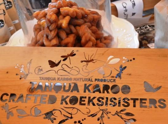 Regte egte koeksisters van die Tankwa-Karoo