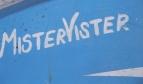 Dalk word die kaptein Mister Vister genoem