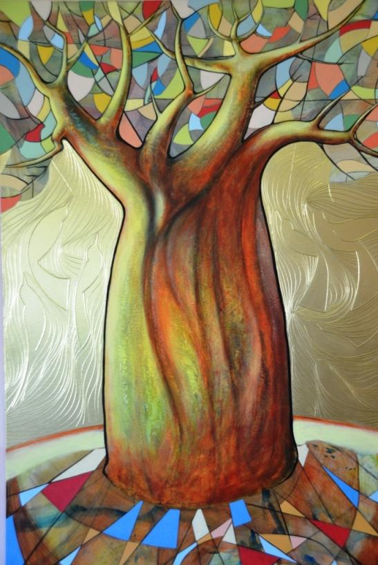 Een van Chris Spies se Bome van die Lewe wat jy beleef eerder as sien