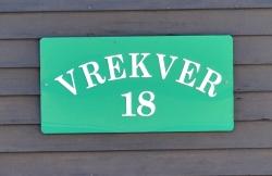Vrekver Strandhuis-naam KleinBrak
