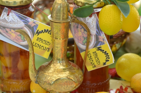 By Laborie se Lazy Days Saterdagmark is tradisionele en internasionale produkte te kry (2)
