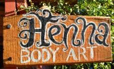 Laat jou gesig verf of jou lyf henna by Imhoff