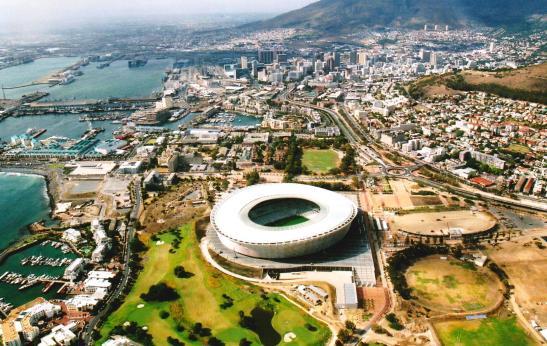 Kaapstad is sekerlik een van die mooiste stede in die wereld