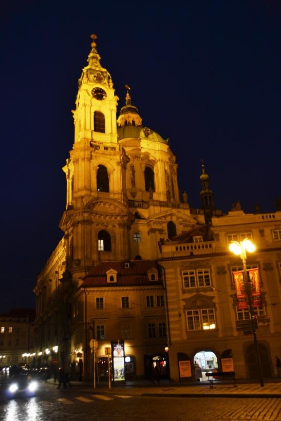 Daar's iets magies aan 'n aand in Praag