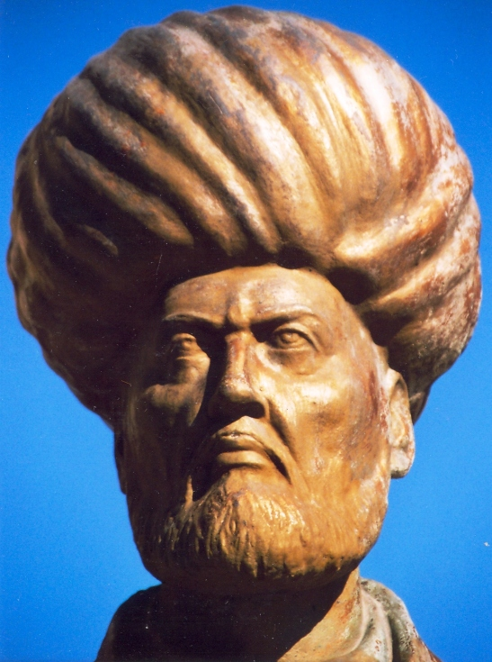 Piri Reis, die eerste kartograaf
