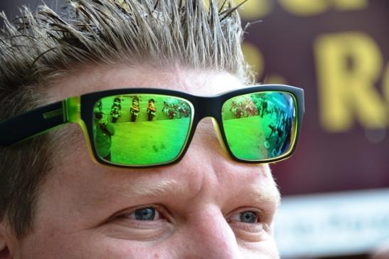 Die koelste sonbrille by die Buff