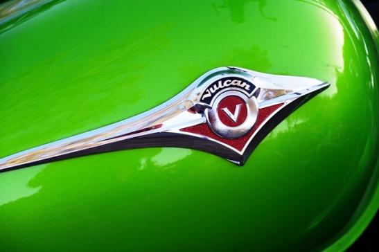 Groen Vulcan