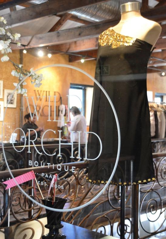 Wild Orchid Boetiek is die ene elegansie met 'n skeut andersheid