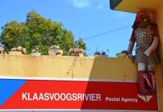 Klaasvoogsrivier se stasie en posagentskap