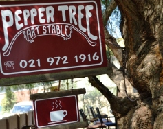 Pepper Tree Art Stable