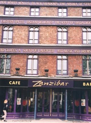 Dis verbasend hoe baie plekke in die wereld 'n Cafe Zanzibar het