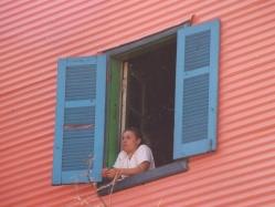 Koekeloer in La Boca