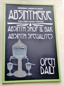 As jy na Praag of Parys toe reis, moet jy darem ten minste een absintsopie drink
