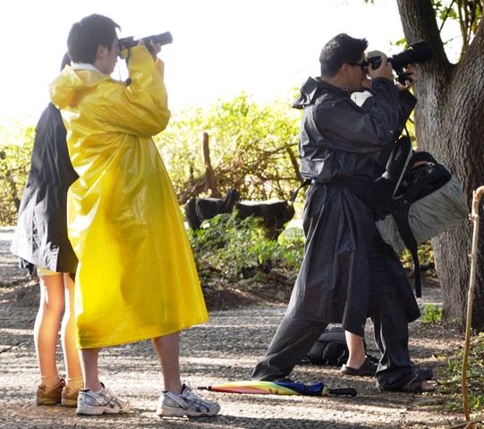 Dis moeilik om Victoria-Waterval af te neem, maar dit sit nie die toeriste af nie