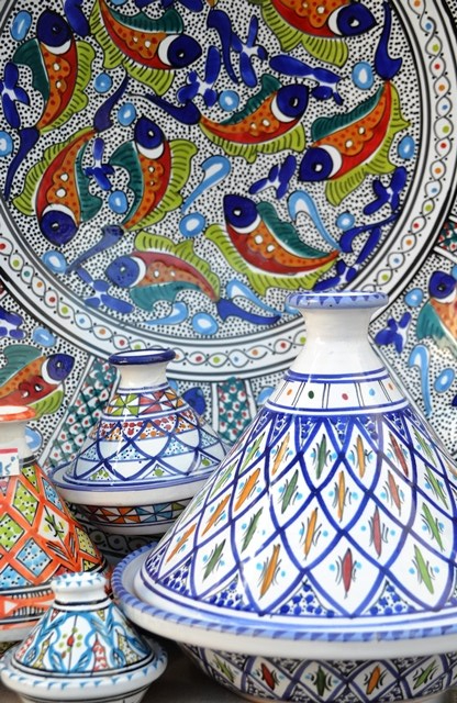 Tunisian ceramic