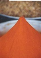 Oranje, bietjie blanje, maar geen blou