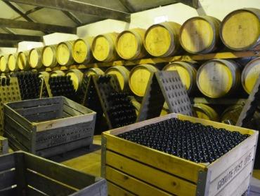 A working yet atmospheric cellar