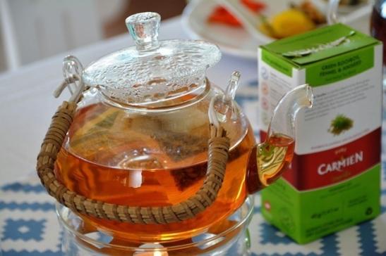 Tee-en-kos as pasmaats hou groot verrassings in