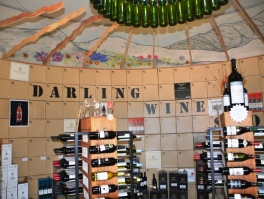 A wine shop with soul