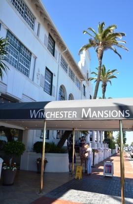 As jy nog nie by Winchester Mansions se Sondagontbyt was nie, is jy nie 'n ware Kapenaar nie