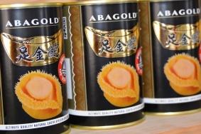 Geblikte perlemoen van Abagold by Heart of Abalone