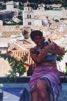 2000: Op die stadsmure van Dubrovnik