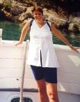2000: Op 'n bootjie in Dubrovnik se waters