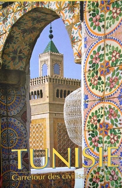 A beautiful book on Tunisia