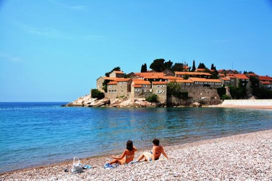Besoek Montenegro in die afseisoen anders is daar orals derduisende mense