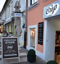 In Zagreb kan jy wyn proe, lekker eet en inkopies doen