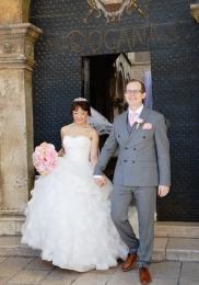 Dubrovnik is gewild onder toeriste, bruide en Games of Thrones-aanhangers