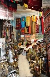 'n Krapwinkel in die medina