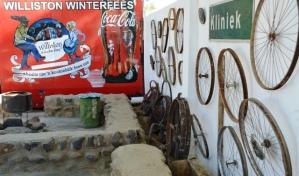 Laat wiel na die Williston Winterfees