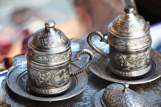So word Turkse koffie bedien