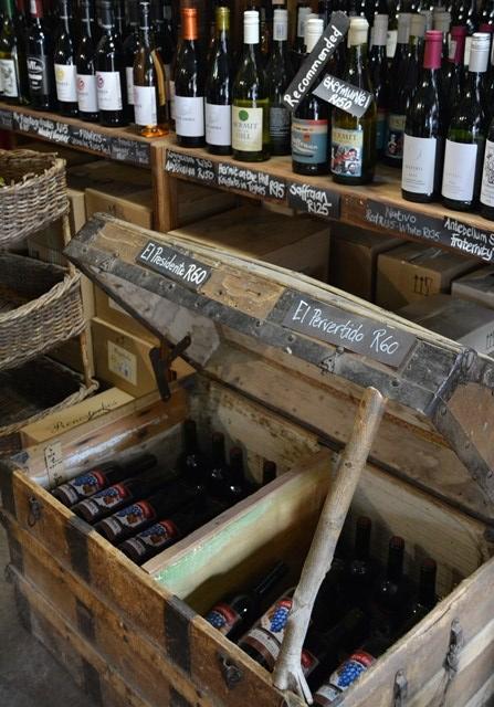 The Wine Kollective is nie sommer jou gewone wynwinkel nie