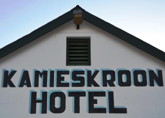 Kamieskroon Hotel se nok