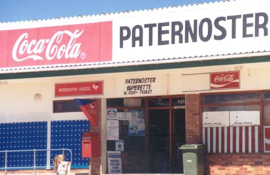 'n Tipiese plattelandse kafee in Paternoster wat deesdae bietjie anders lyk