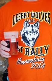 Desert Wolves, from Moorreesburg nogal