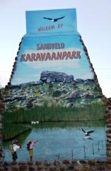 Sandveld Karavaanpark is deel van Sandveld Dorpshuys