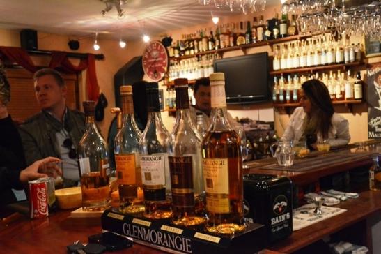 Wild About Whisky is die kroeg met die meeste soorte whiskys in die suidelike halfrond