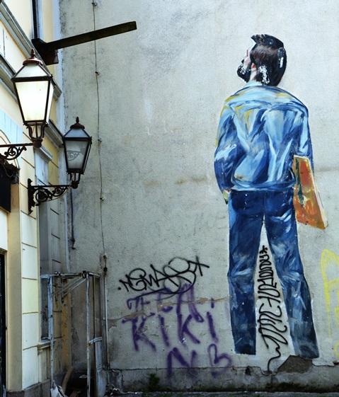Drentel deur Belgrado se strate en vergaap jouself aan alles wat daar is om te sien