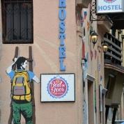 Hotelverblyf in Belgrado is goedkoop; ons hoor hostelverblyf waarby 'n bier by jou bed ingesluit is, is spotgoedkoop