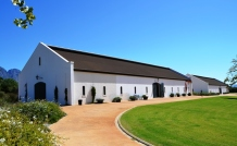 Inevitably it takes more time than anticipated to explore the four buildings that house the Franschhoek Motor Museum at L'Ormarins