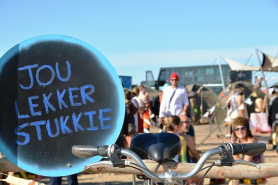 Trots Afrikaans by Boerassic Park by Afrikaburn