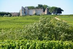 Bordeaux is besaai met chateaus waarvan die een mooier as die ander is