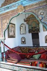 Die mooiste sithoekie in Dar el-Annabi Museum