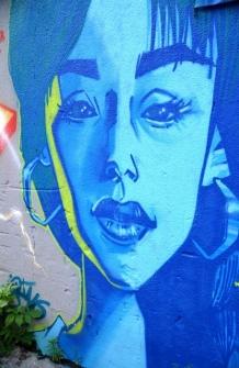 Dis nie nodig om 'n graffititoer in Ljubljana te onderneem nie; orals waar jy stap sal jy kleurvolle graffiti teekom